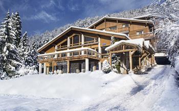 Hôtel Alpen Roc*** à La Clusaz - Hiver